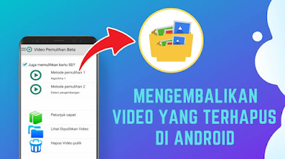 Cara Mengembalikan Video yang Terhapus di Hp Xiaomi