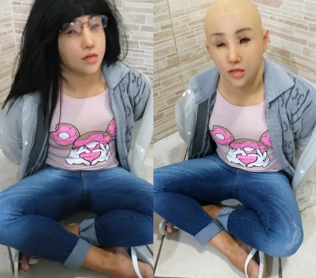 42-Year-Old Brazillian Gang Leader Tried To Escape From Prison By Dressing Up As His Teenage Daughter (Video)