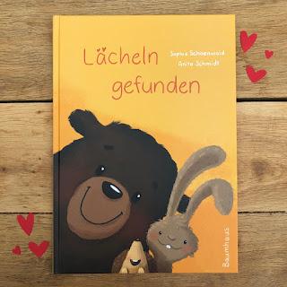 """""""Lächeln gefunden"""" - Ein herzerwärmendes Bilderbuch über die Zauberkraft eines Lächelns"""