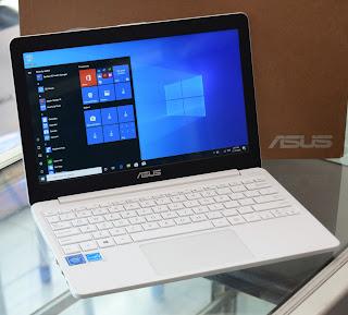 Jual Laptop ASUS E203NAH ( 11.6 Inchi ) Fullset