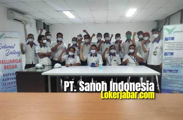 Lowongan Kerja Pt Sanoh Indonesia April 2021