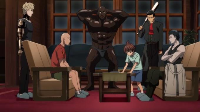 Ya hay trailer para la próxima OVA de One Punch Man