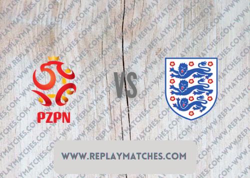 Poland vs England Full Match & Highlights 08 September 2021