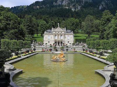 Jardín Formal de Linderhor