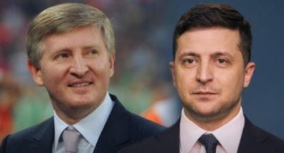 """Зеленський запропонував Ахметову купити """"Центренерго"""" й держшахти"""