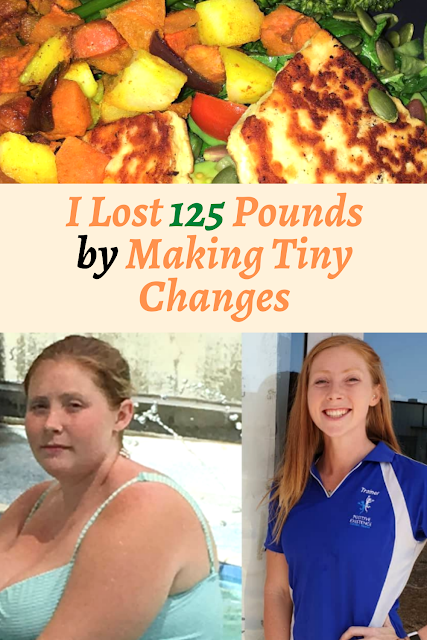 How to Lose Weight 125 Pounds