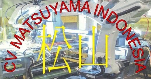 Lowongan Kerja Medan CV. Matsuyama