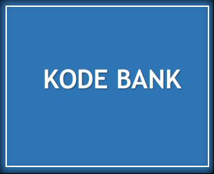 kode bank untuk transfer