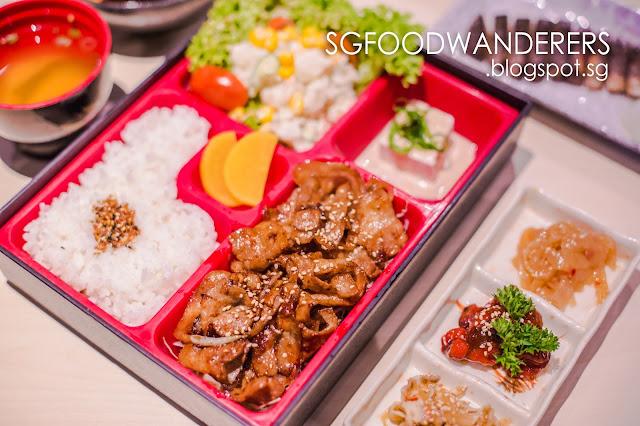 Top Food you should Try at Yunomori's Cafe at Kallang Wave Mall