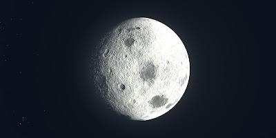 Haff moon image