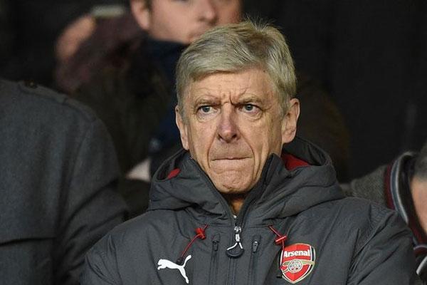 Arsenal thua sốc đội hạng dưới, HLV Wenger nói gì?