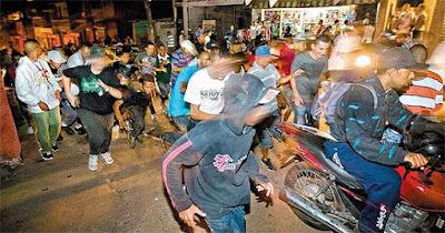 Doria é contra os bailes funk - e considerável parte da população de São Paulo também!