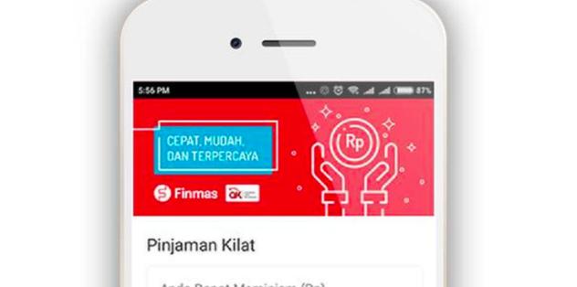 Finmas Luncurkan Aplikasi Pinjaman untuk UMKM