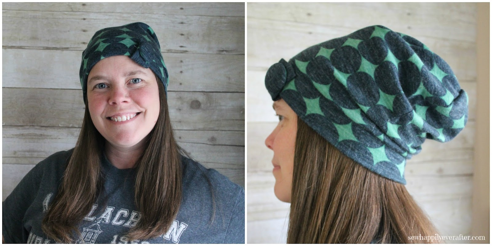 10c6a88c98b Sew Happily Ever After  Enid Slouch Beanie--OT 10 blog tour