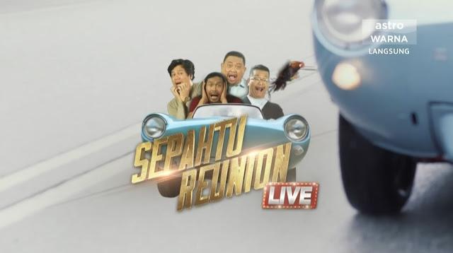 Sepahtu Reunion Live 2017