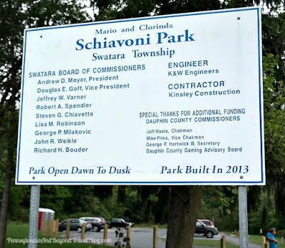 Schiavoni Park in Hummelstown Pennsylvania