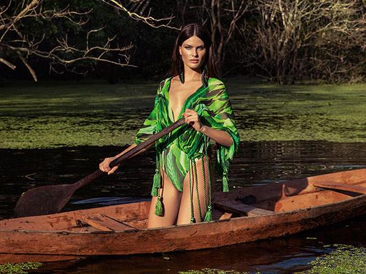 moda Água de Coco Verão 2017