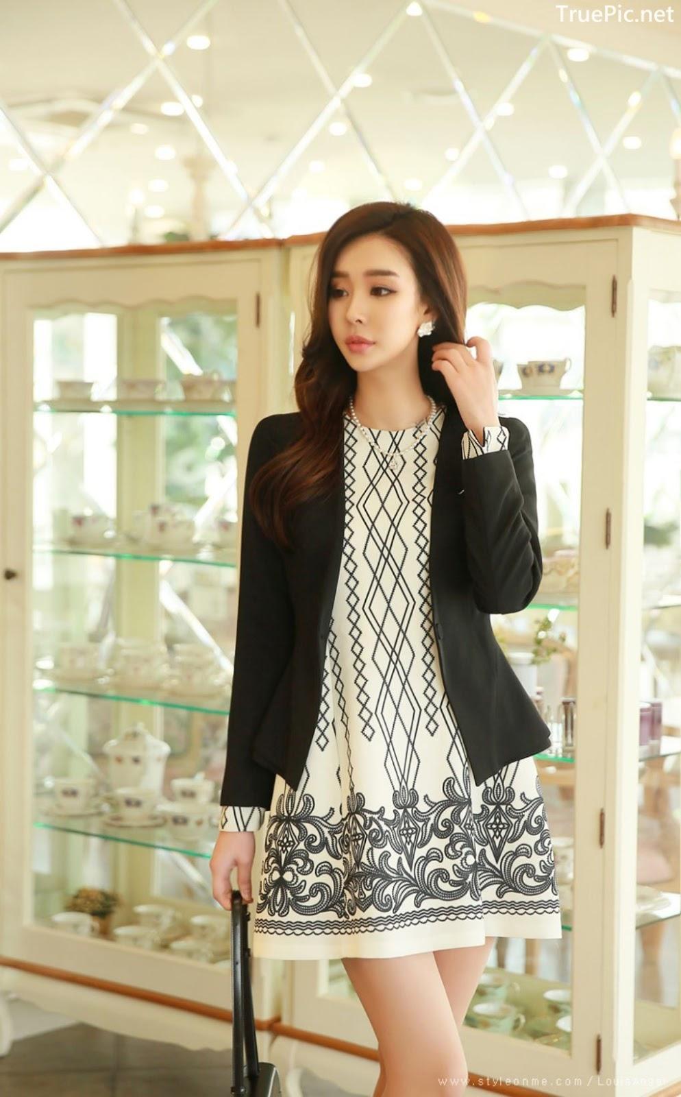 Image-Korean-Fashion-Model-Park-Da-Hyun-Office-Dress-Collection-TruePic.net- Picture-9