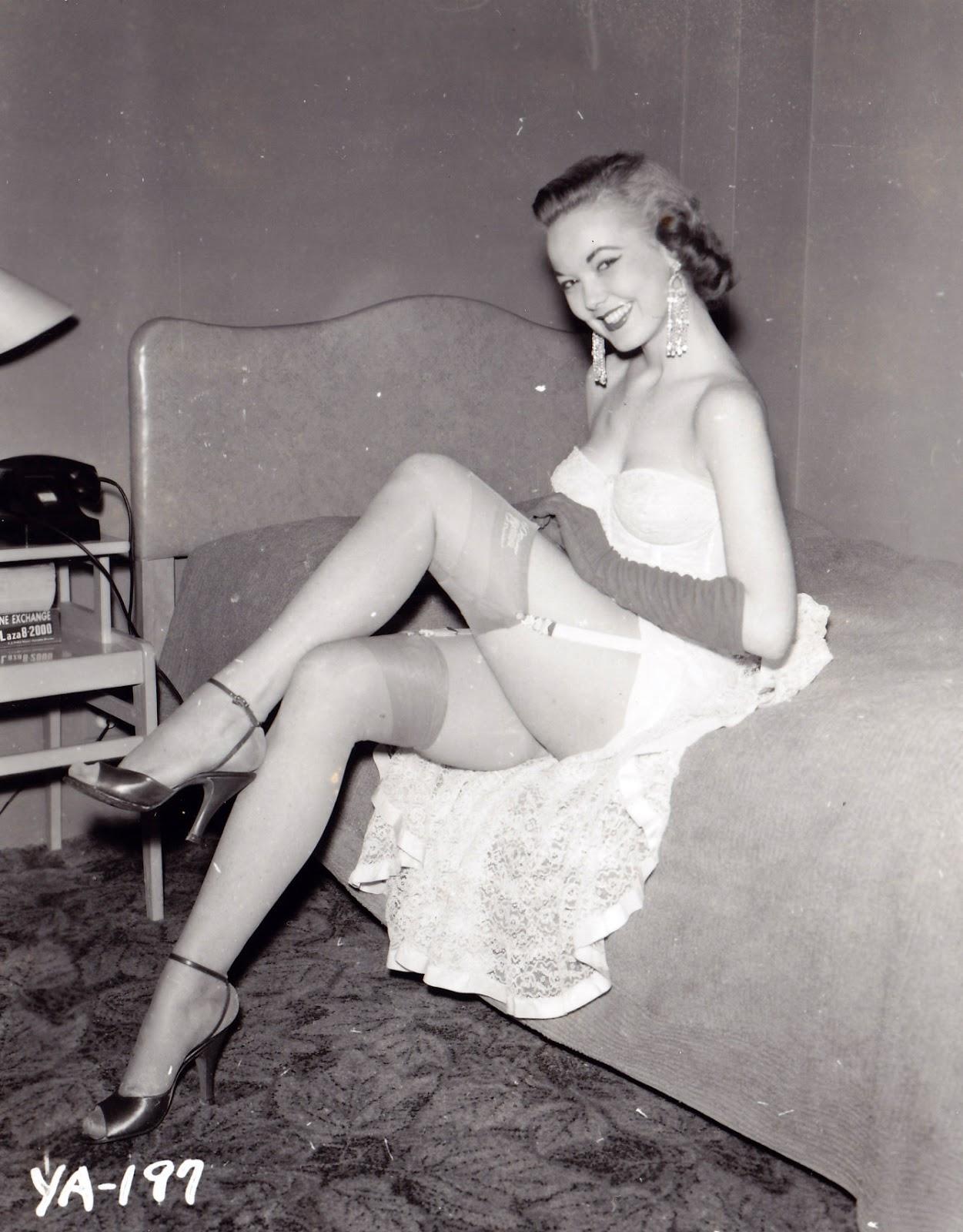 vintage nylons girdles 1960s photos