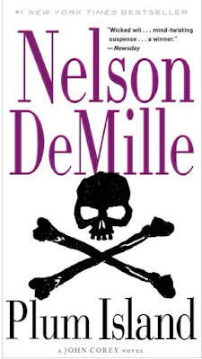 Plum Island by Nelson Demille - book cover