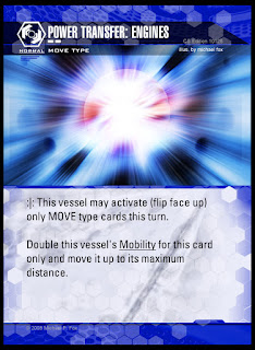 Move type: Power Transfer Engines