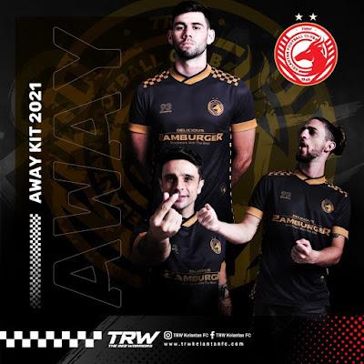 Away Kit TRW 2021