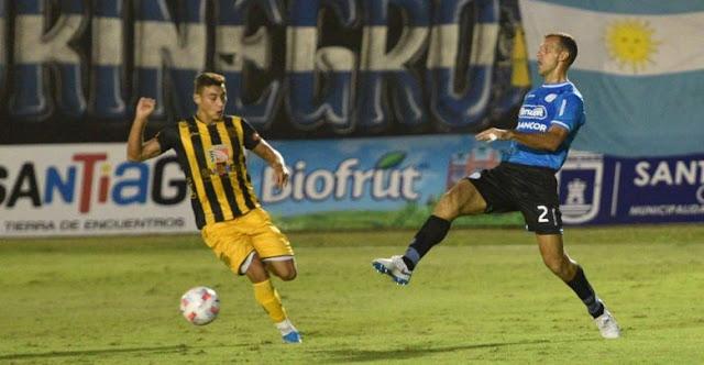 foto Belgrano perdió con Mitre en Santiago del Estero
