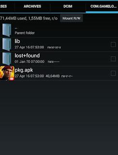 Cara Menyimpan Aplikasi Download Dari Play Store.