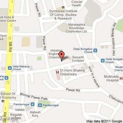 Address Finder Tech Mahindra Pune Office Address