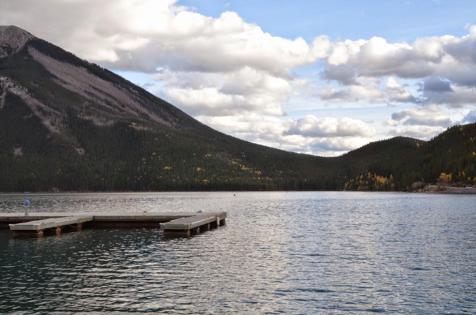 Lake Minnewanka, Banff - Canadá
