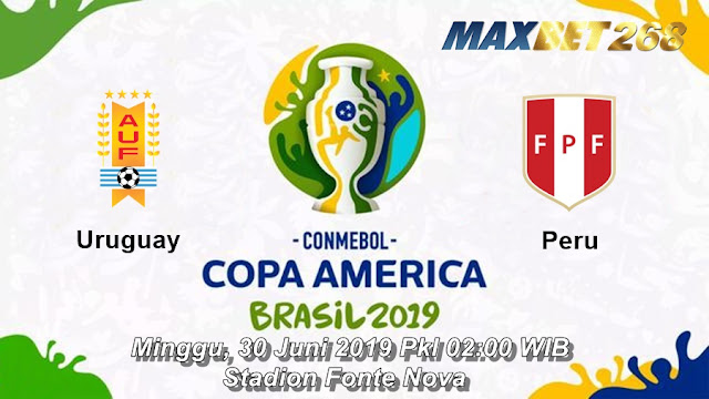 Prediksi Uruguay Vs Peru, Minggu 30 Juni 2019 Pukul 02.00 WIB