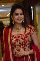 Jenny Honey in Stunning Dark Red Anarkali Dress at Splurge   Divalicious curtain raiser ~ Exclusive Celebrities Galleries 079.JPG
