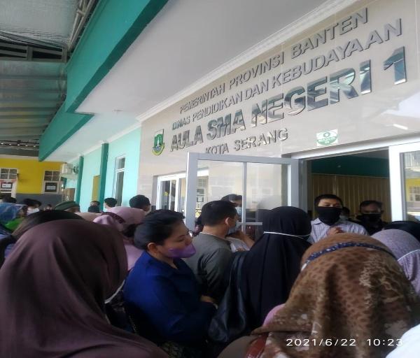 Ombudsman Banten: PPDB SMA 2021, Kemunduran Pendidikan Banten