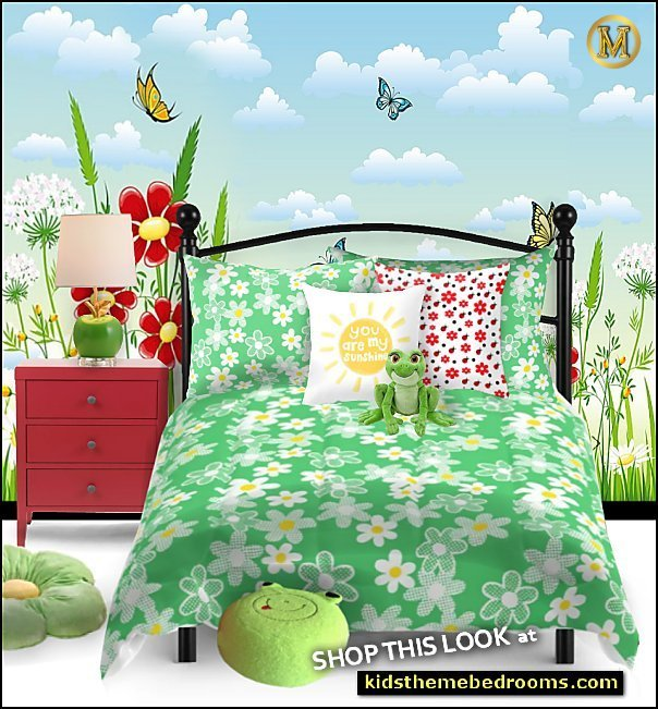 garden bedroom decorating ideas - decorating butterfly garden themed bedrooms - garden theme decor - floral bedding - flower theme bedding - flower wall decals - garden themed wall murals - ladybug bedroom ideas - garden wallpaper murals - flower wall decals - cottage garden theme bedroom furniture - house theme bed - adult garden theme bedrooms - floral bedding - Leaf chair