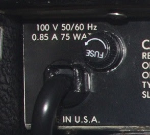 100V PT is originally installed