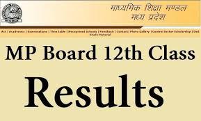 MP Board Class 12th Results