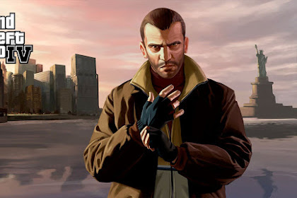 Download GTA IV (Grand Theft Auto IV) PC