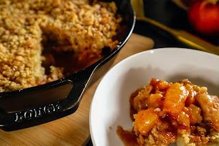vegan peach summer recipes