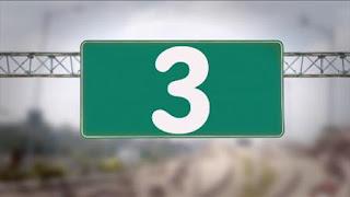 Murray announces the Sesame Street sponsors number 3. Sesame Street Episode 4420, Three Cheers for Us, Season 44