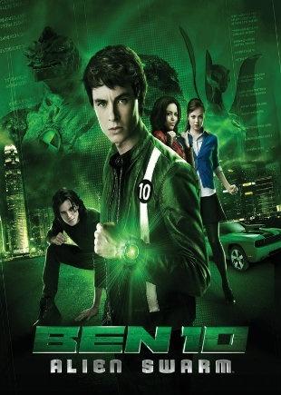 Ben 10: Alien Swarm 2009 BRRip 720p Dual Audio In Hindi English