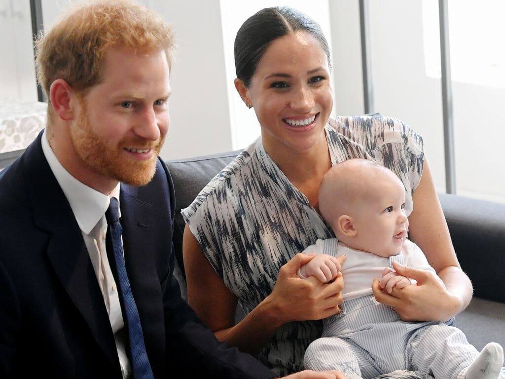 Putera Harry, Meghan, Archie