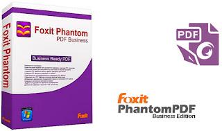 برنامج Foxit PhantomPDF Business 9.6 تحميل مجاني