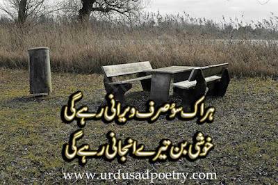 Her Ik Soo Sirf Weerani Rahay Gi