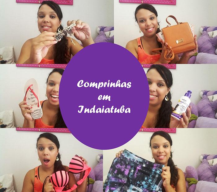 Vídeo: Comprinhas de Janeiro em Indaiatuba