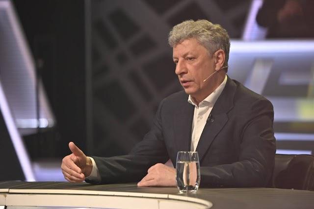 Юрій Бойко: Без діалогу з Донецьком і Луганськом миру не буде