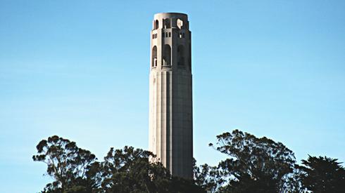 Coit Tower San Francisco California
