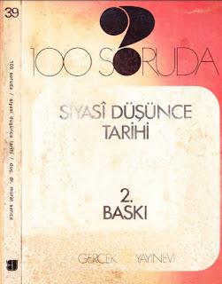 Murat Sarıca - 100 Soruda - Siyasi Düşünce Tarihi