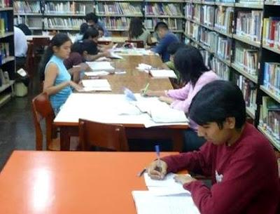 Foto relacionado al Día de la Biblioteca Escolar