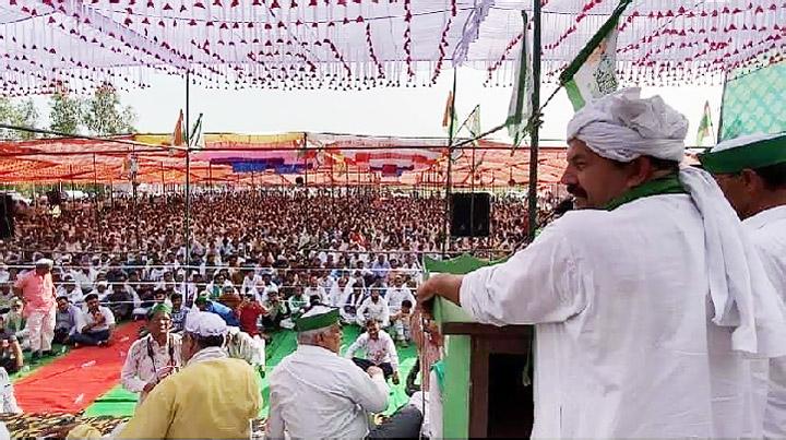 उत्तर प्रदेश में पंचायत चुनाव और किसान आंदोलन