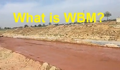 What is WBM Road?- Definition and Construction Procedure